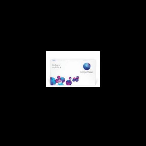 Biofinity Multifocal Confezione 3 Lenti