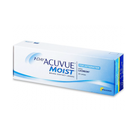 1-Day-Acuvue Moist For Astigmatism Confezione 30 Lenti