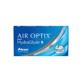 Air Optix Plus Hydraglyde Confezione 3 Lenti