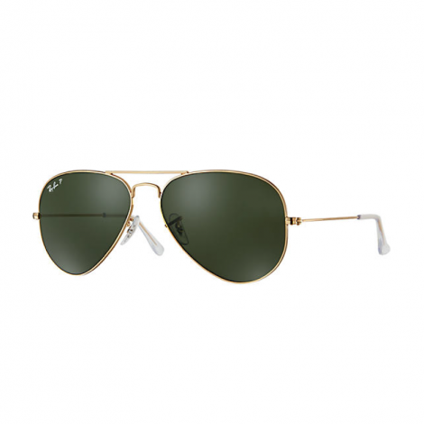 Ray-Ban Aviator Large Metal - ORB3025-001/58 - Apetino Ottica