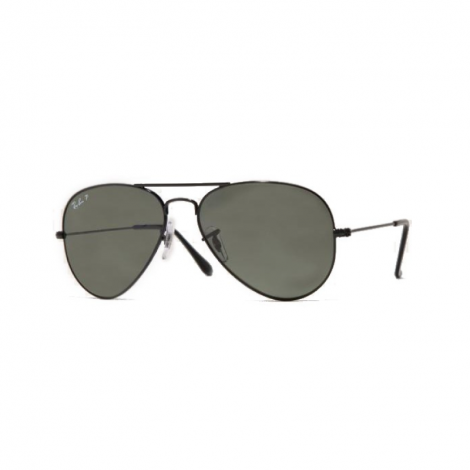 Ray-Ban Aviator Large Metal - ORB3025-002/58 - Apetino Ottica