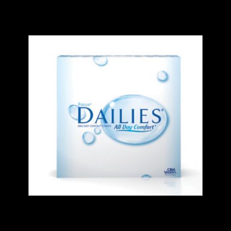 Focus Dailies All Day Comfort Confezione 90 Lenti